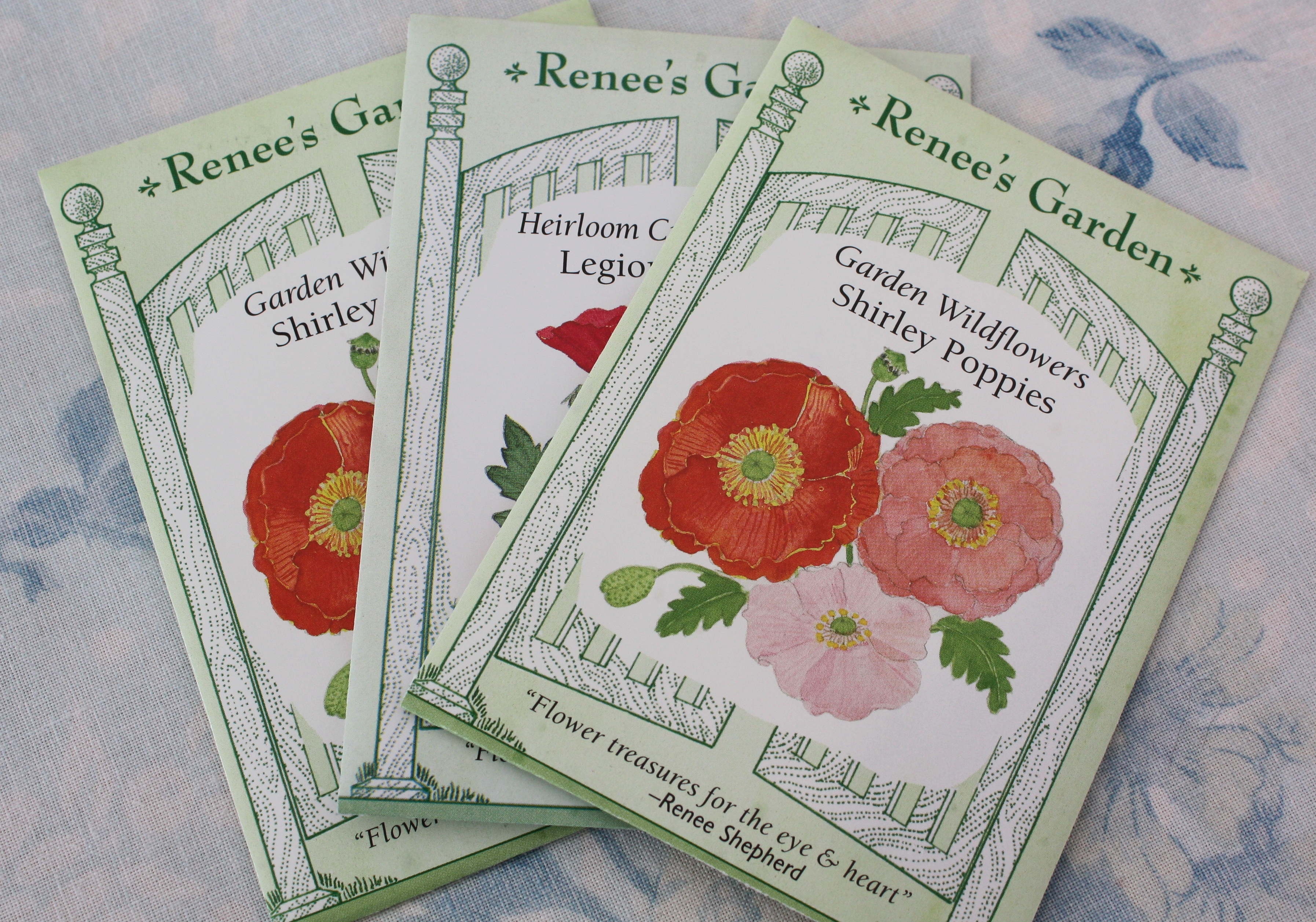 renee s garden shirley poppies kim smith designs