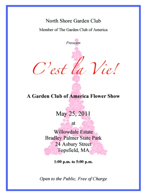 C'est la Vie North Shore Garden Club