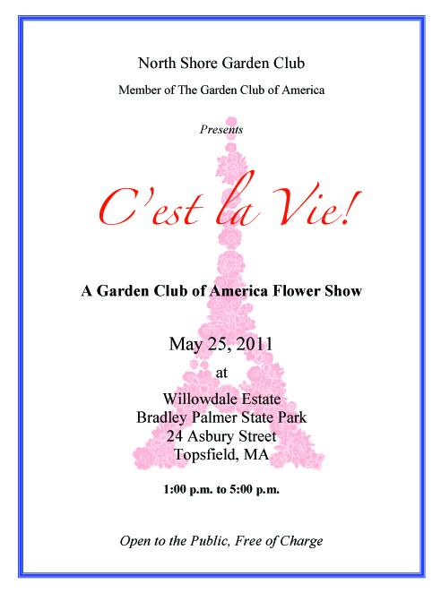 C'est la Vie North Shore Garden Club