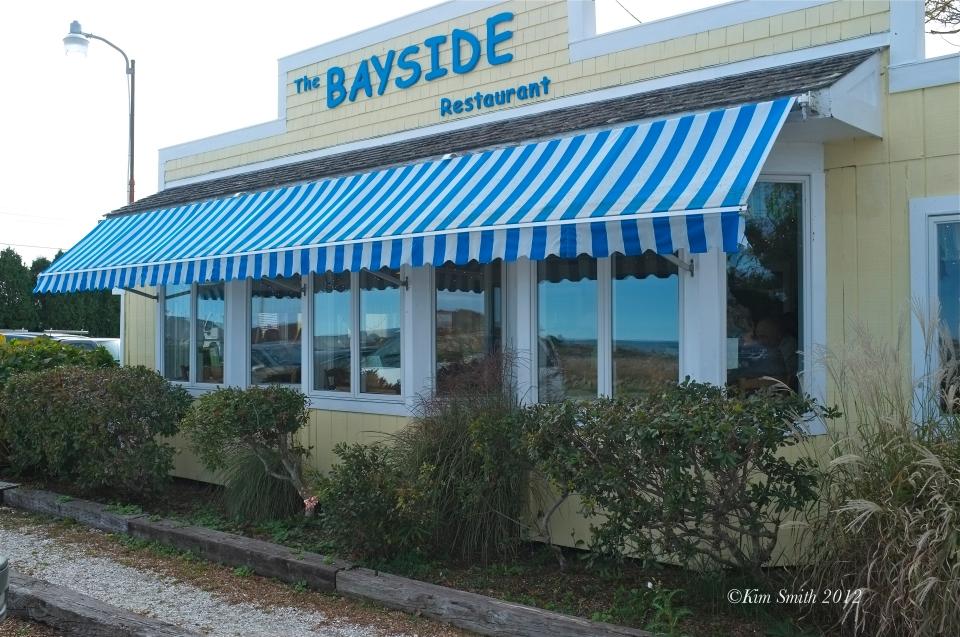Bayside Restaurant Westport Menu