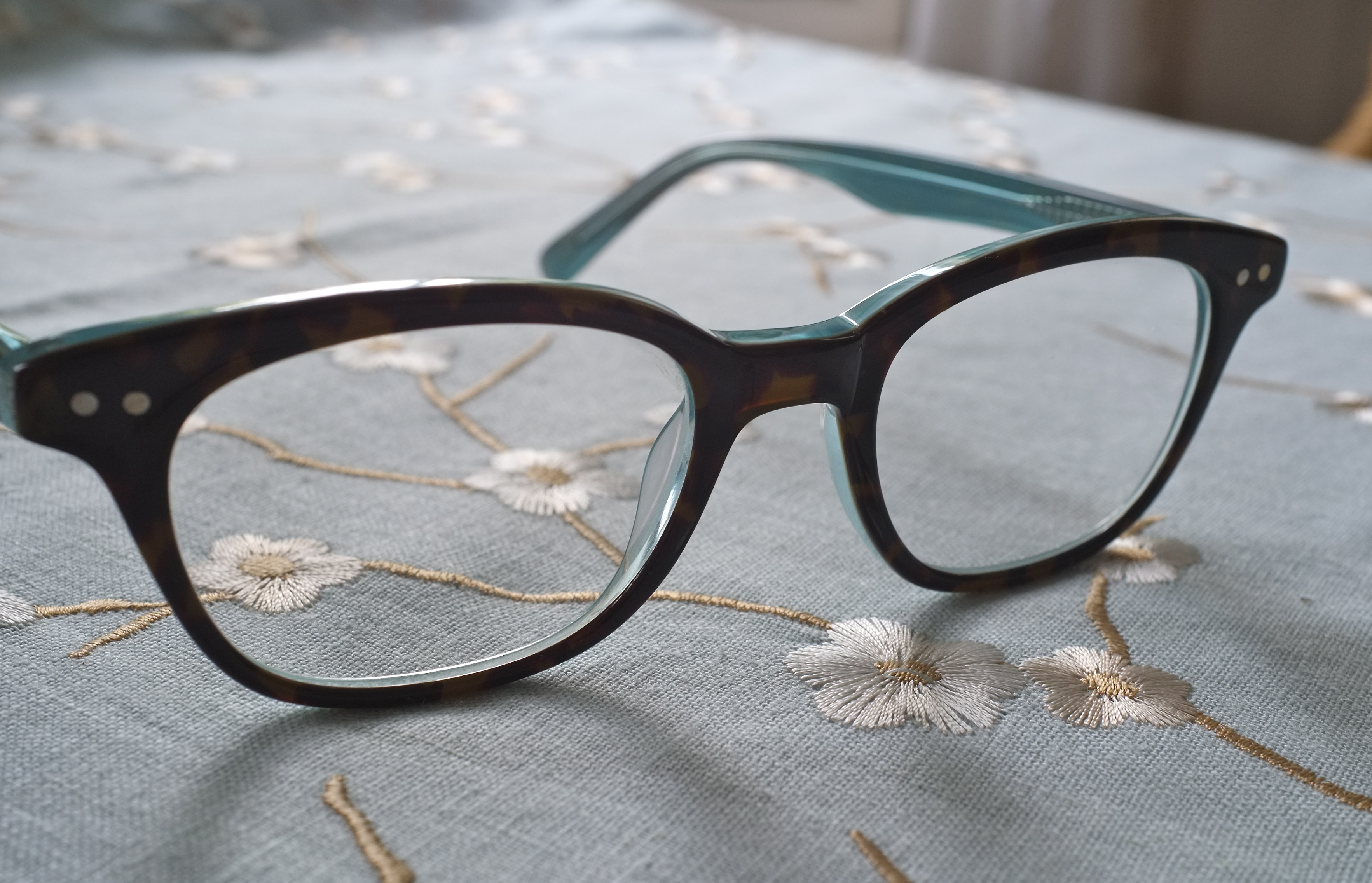 Warby Parker Kim Smith Designs