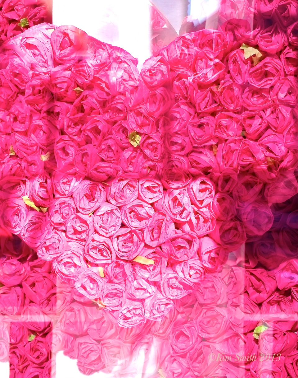 Happy Valentine's Day ©Kim Smith 2013