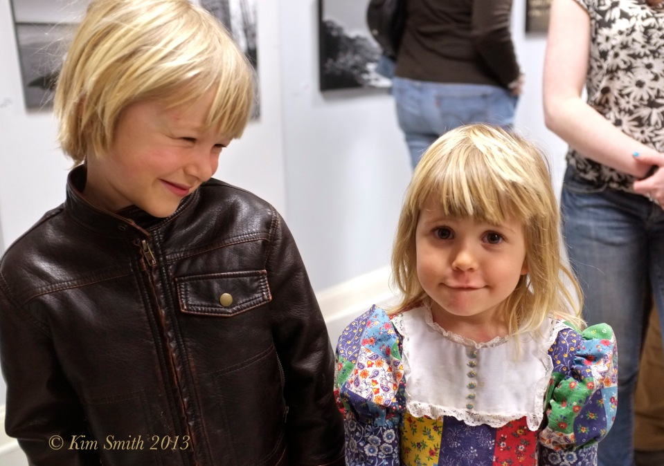 Atticus and Meadow GMG-Cape Ann Giclee ©Kim Smith 2013