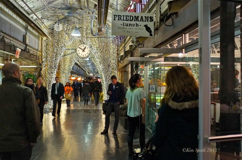 Chelsea Market ©Kim Smith 2013
