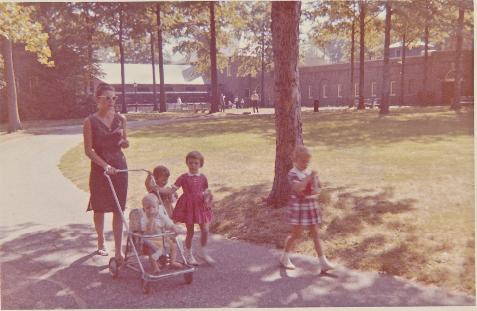 Mom Central Park