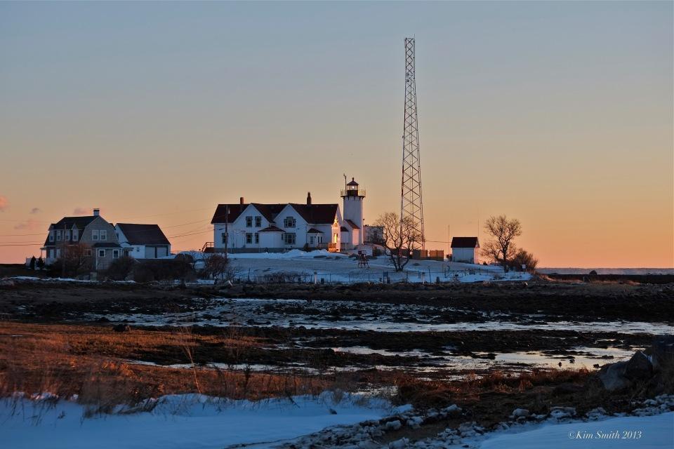 Eastern point Lighthouse ©Kim Smith 2013
