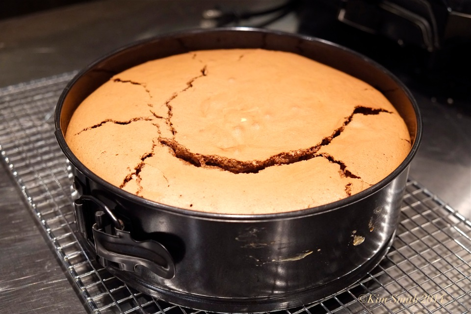 Flourless choclate cake ©Kim Smith 2014