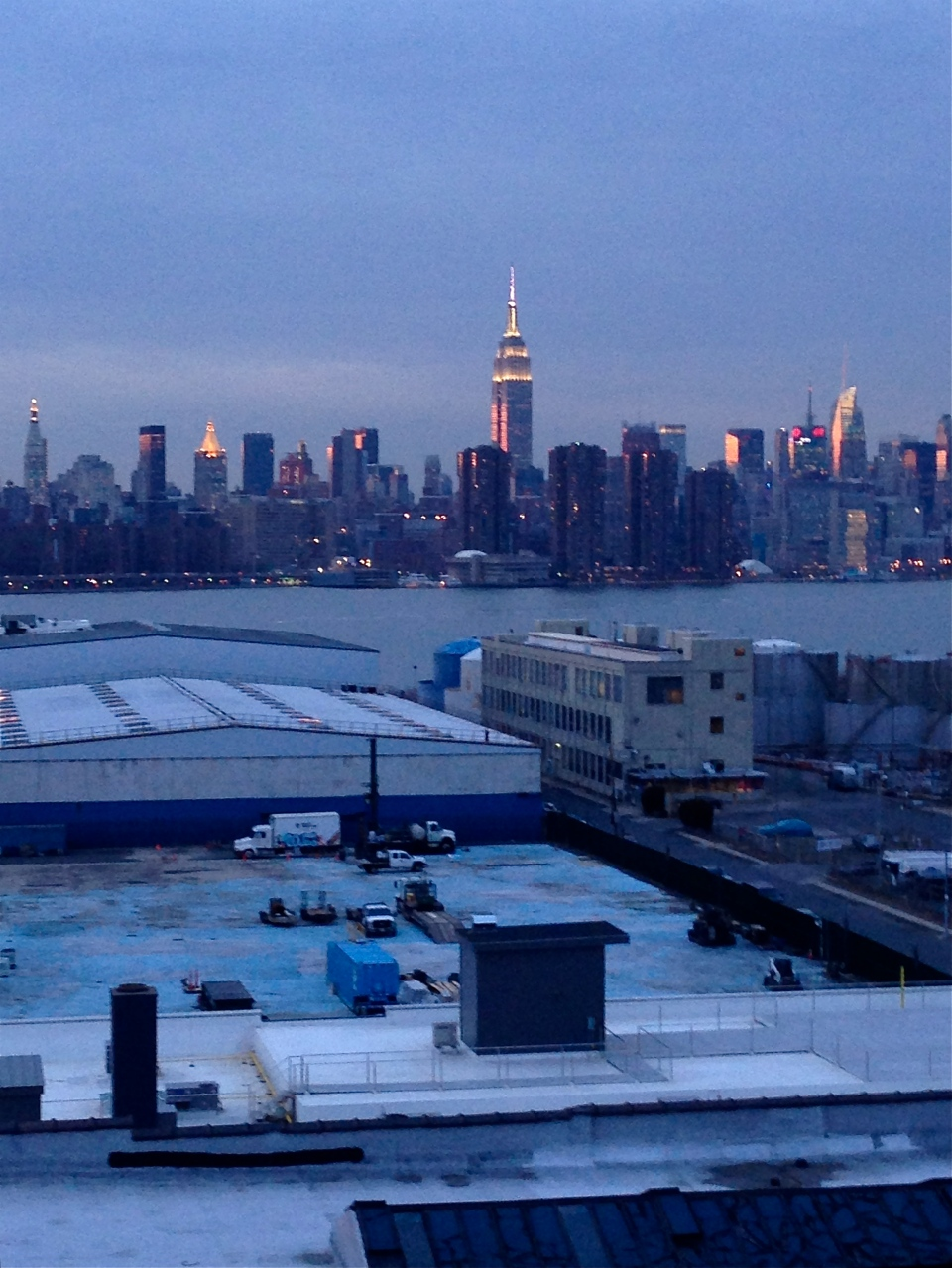 View from the Wythe Hotel