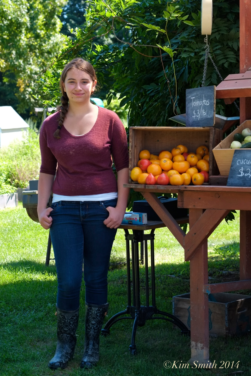 Apple Street Farm Nina Prince ©Kim Smith 2014 copy