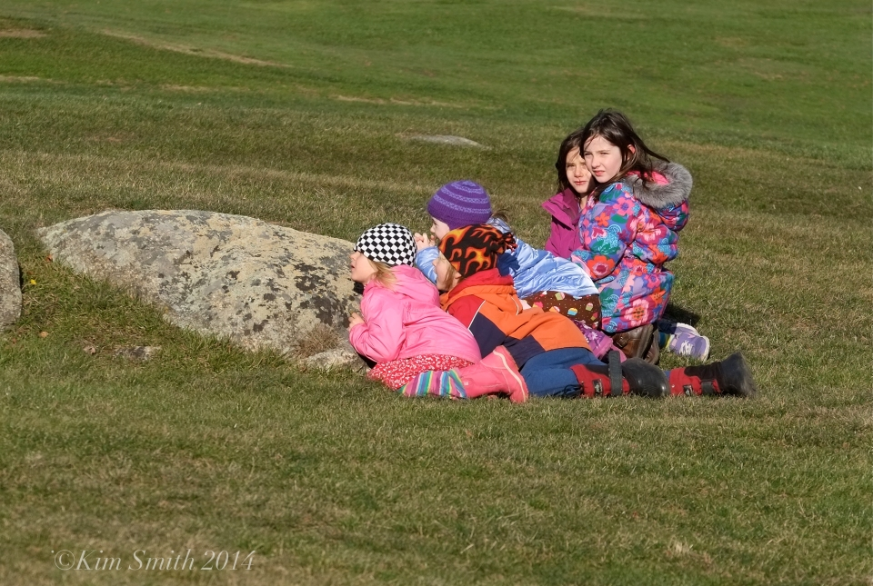 Esme, Meadow, Atticus, Pilar, Frieda ©Kim Smith 2015