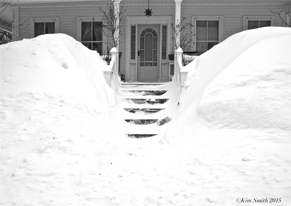 Gloucester Snow  ©Kim Smith 2015