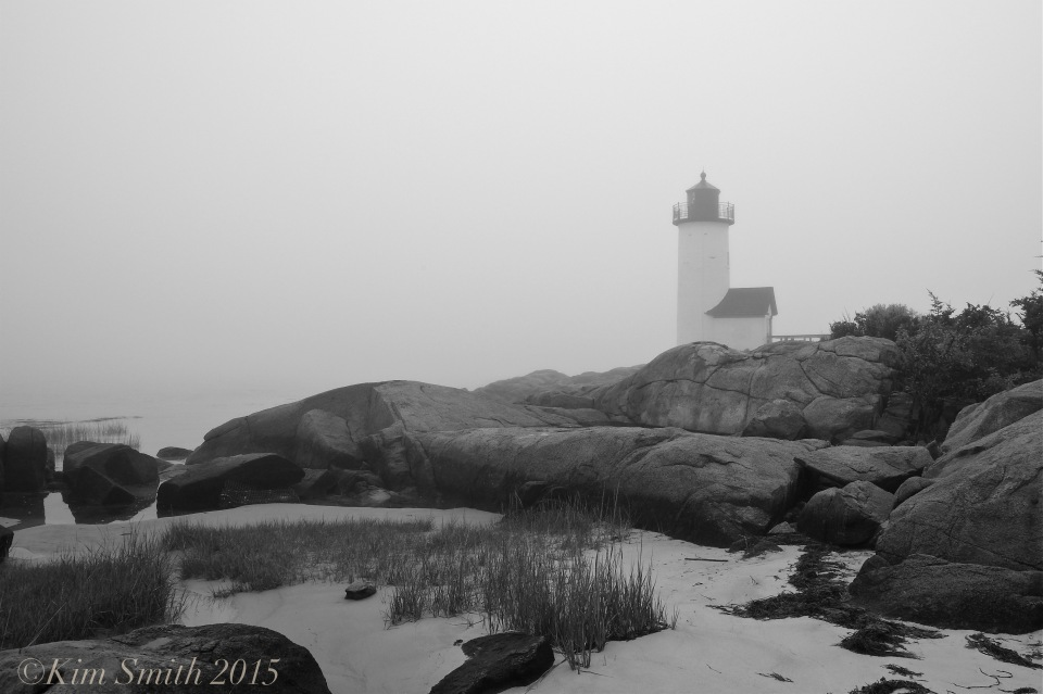 Lighthouse Annisquam Gloucester ©Kim Smith 2015