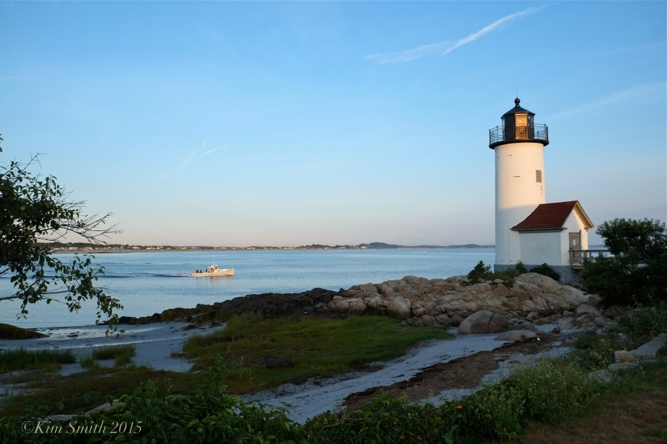 Annisquam Lighthouse ©Kim smith 2015
