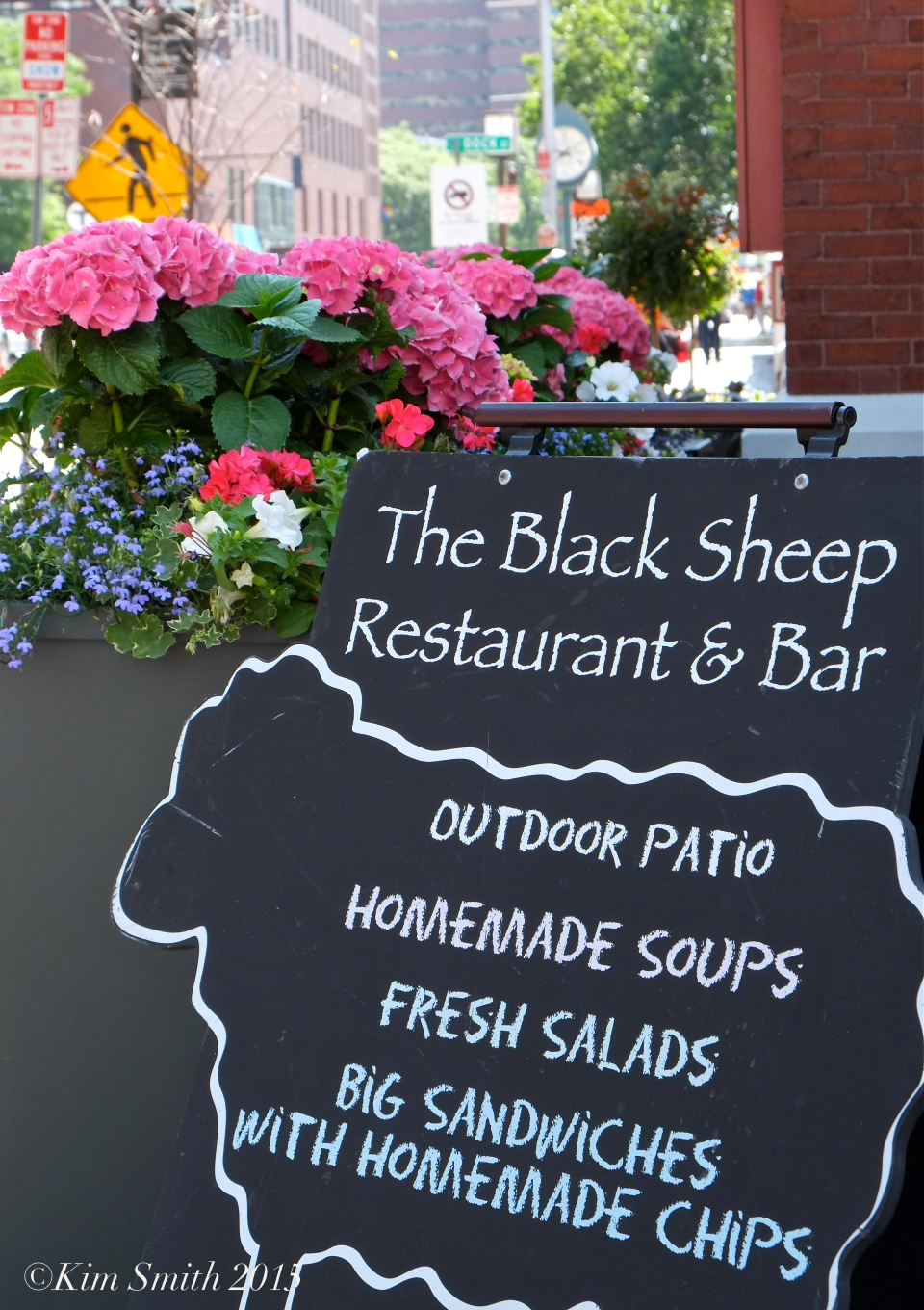 Black Sheep Restaurant ©Kim Smith 2015