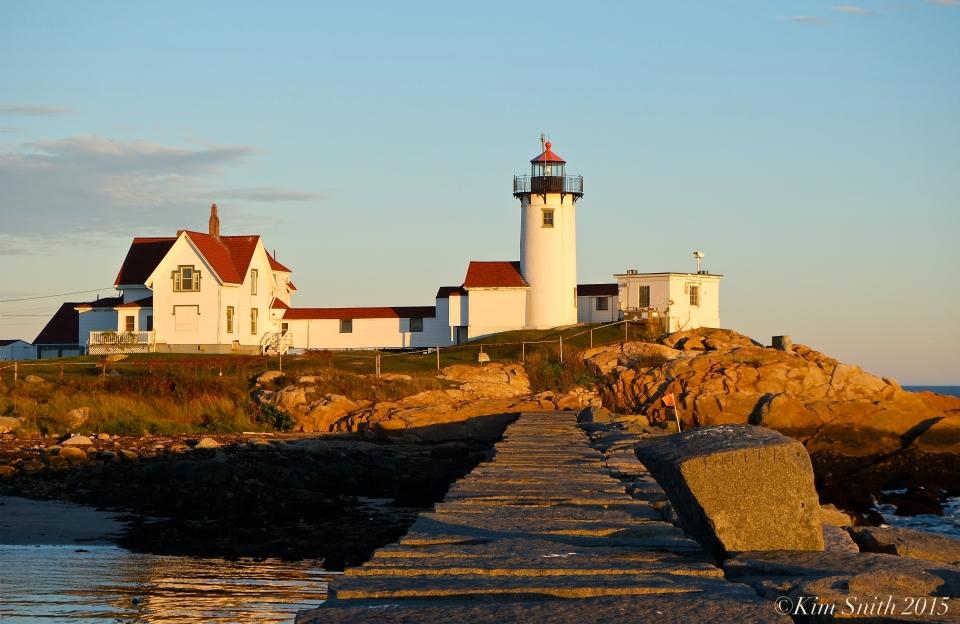 Eastern Point Lighthouse ©Kim Smith 2015
