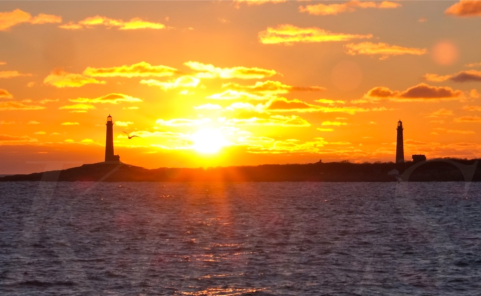 Thacher Island Sunrise -2 Kim Smith 2016