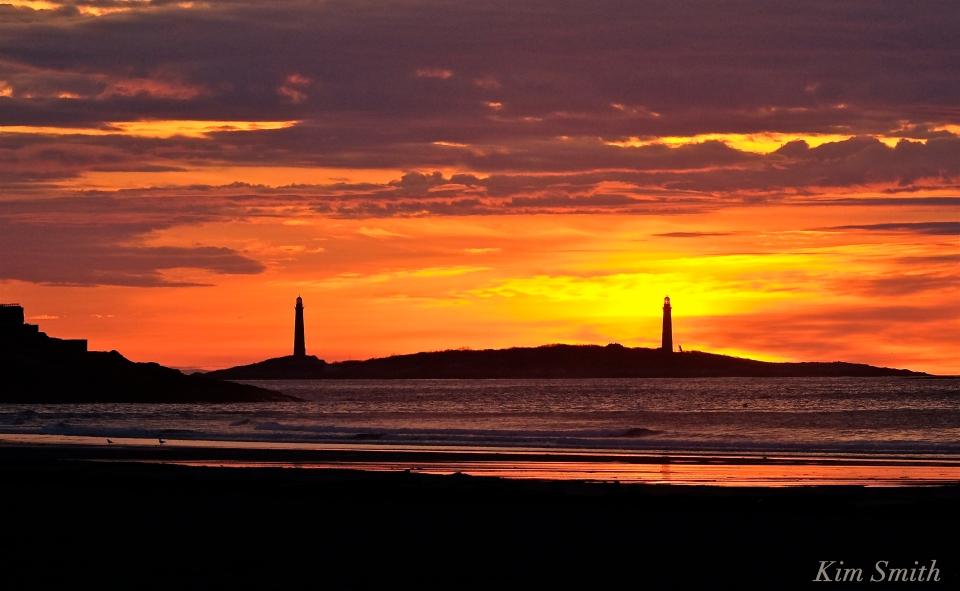 Good Harbor Beach Gloucester Sunrise -3 Kim Smith