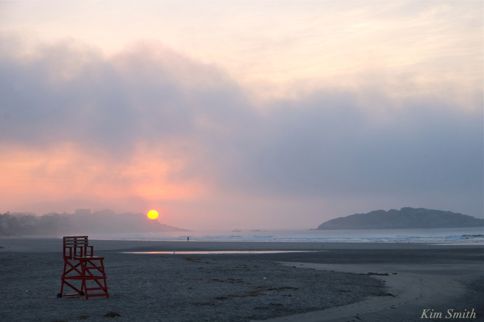 Good Harbor Beach Sunrise -2 copyright Kim Smith