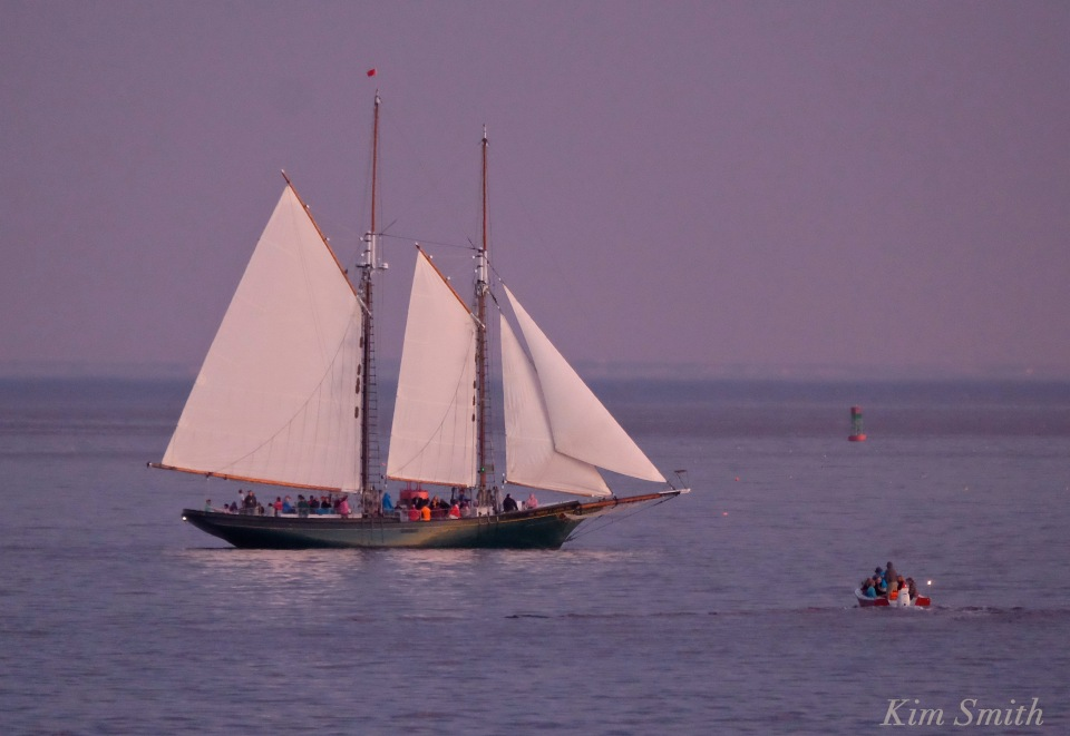 Schooner Lannon copyright Kim Smith