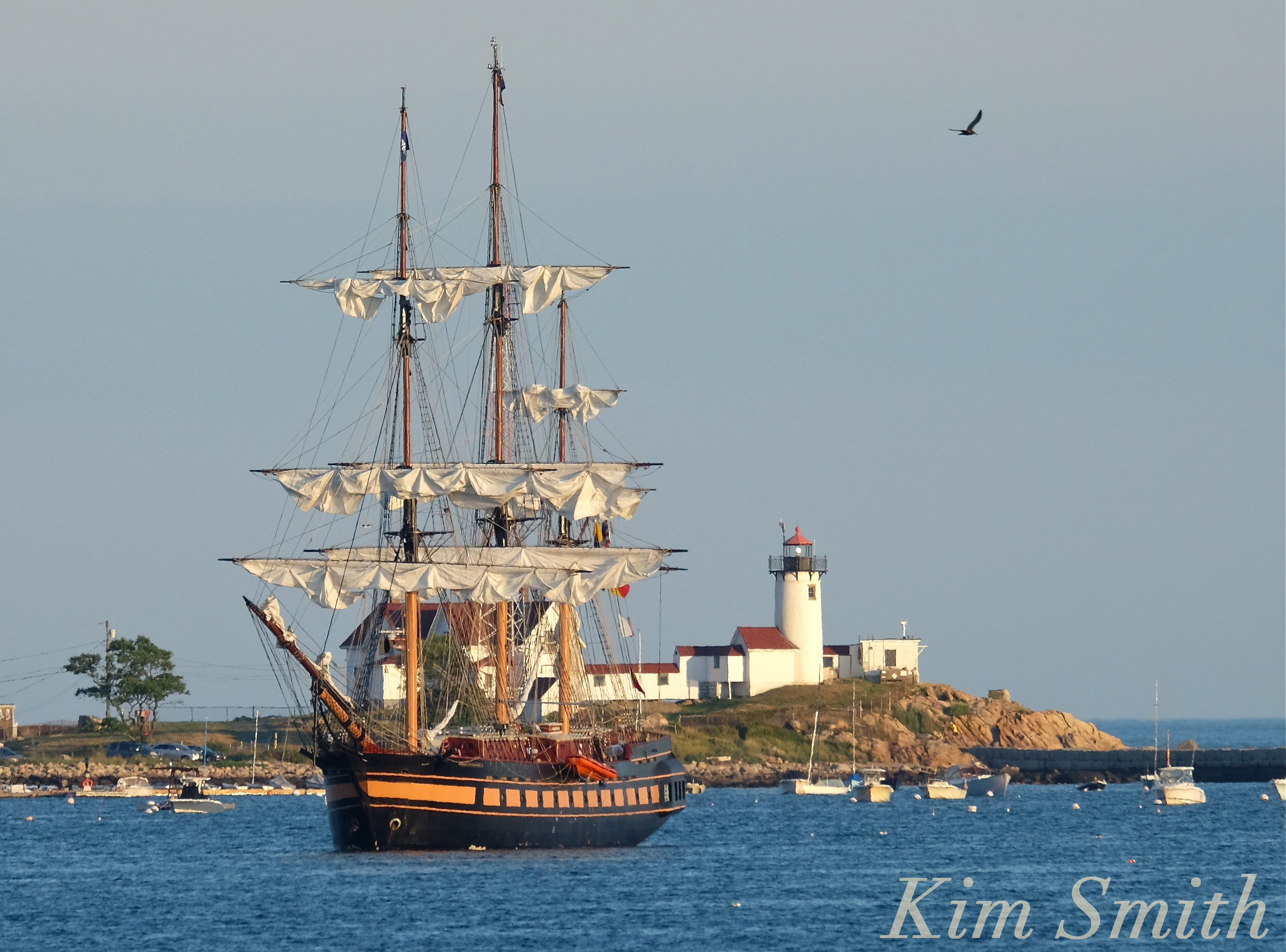 tall ship rhode island