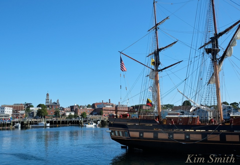 Oliver Hazard Perry ship City Hall copyright Kim Smith Gloucester