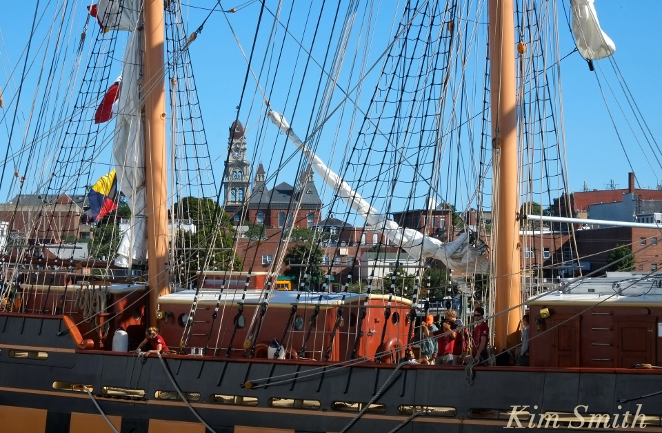 Oliver Hazard Perry ship Gloucester City Hall -1 copyright Kim Smith
