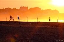 Good Harbor Beach sunrise July 18 -7 copyright Kim Smith