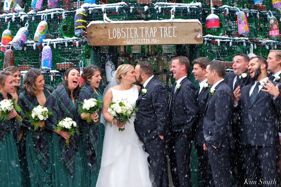 WEDDING BELLS FOR MOLLY ROSS AND RYAN STOKES AT THE LOBSTER TRAP TREE | Kim Smith Designs