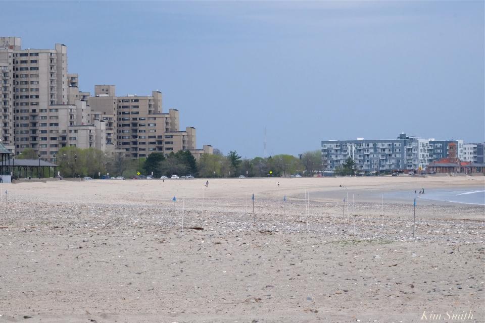 Revere Beach Parking Lot