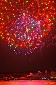 Gloucester Schooner Festival Fireworks Labor Day copyright Kim Smith - 33