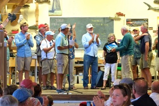 Gloucester Schooner Festival Reception and Awards Ceremony copyright Kim Smith - 07