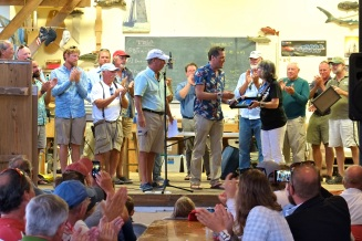 Gloucester Schooner Festival Reception and Awards Ceremony copyright Kim Smith - 09