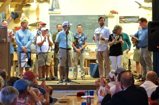 Gloucester Schooner Festival Reception and Awards Ceremony copyright Kim Smith - 12