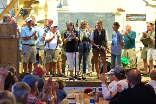Gloucester Schooner Festival Reception and Awards Ceremony copyright Kim Smith - 13