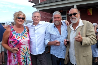 Schooner Festival Mayor Sefatia Rome Theken Reception 2018 copyright Kim Smith - 06