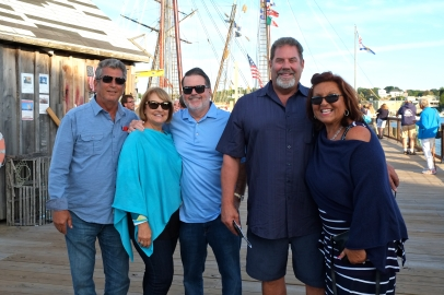 Schooner Festival Mayor Sefatia Rome Theken Reception 2018 copyright Kim Smith - 19