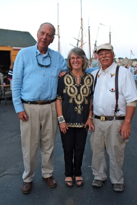 Schooner Festival Mayor Sefatia Rome Theken Reception 2018 copyright Kim Smith - 35