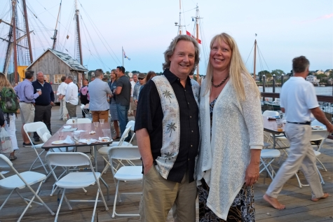 Schooner Festival Mayor Sefatia Rome Theken Reception 2018 copyright Kim Smith - 36