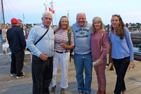 Schooner Festival Mayor Sefatia Rome Theken Reception 2018 copyright Kim Smith - 37