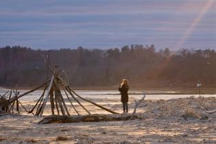 Sandy Point Reservation Liv copyright Kim Smith