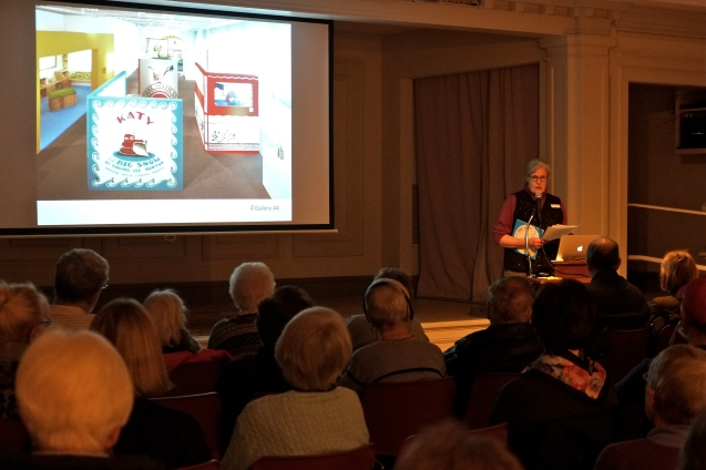cape ann museum little house martha oaks curator presentation copyright kim smith