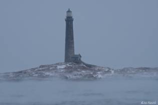 north light sea smoke gloucester massachusetts winter storm 2019 copyright kim smith - 20 copy