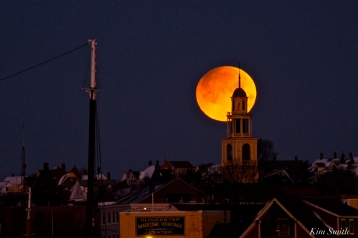 super blood wolf moon gloucester uu church -2 massachusetts january 31, 2018 copyright kim smith