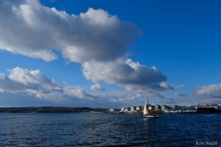 winter sail gloucester harobr copyright kim smith - 5