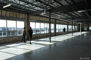 Gloucester Marine Genomics Institite second floor copyright Kim Smith