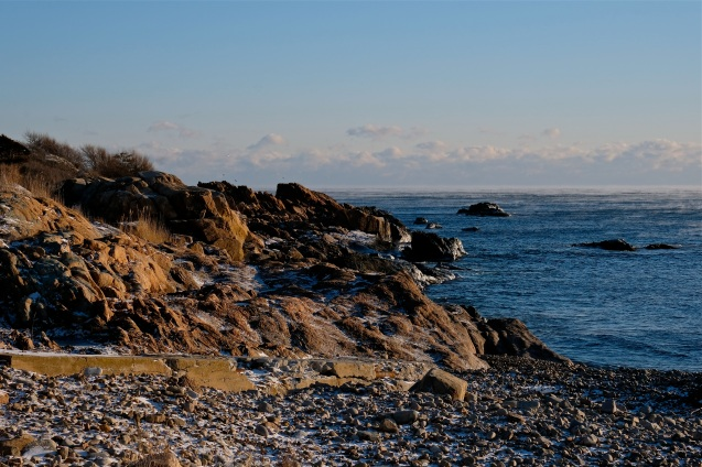 #GloucesterMA Bass Rocks Deep Freeze January 31, 2019 - 06