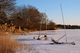 #GloucesterMA Ice Sailboats Niles Pond Deep Freeze January 31, 2019 - 14