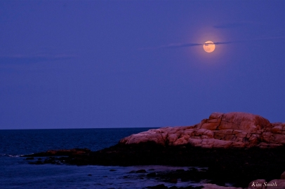 Full Flower Moon May Gloucester Massachusetts -5 copyright Kim Smith