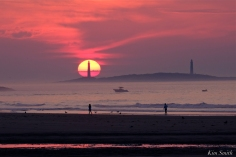 Good Harbor Beach North Light Thacher Island Sunrise copyrigt Kim Smith - 4