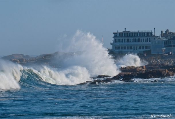 Hurricane Humberto Gloucester Massachusetts Back Shore copyright Kim Smith - 04